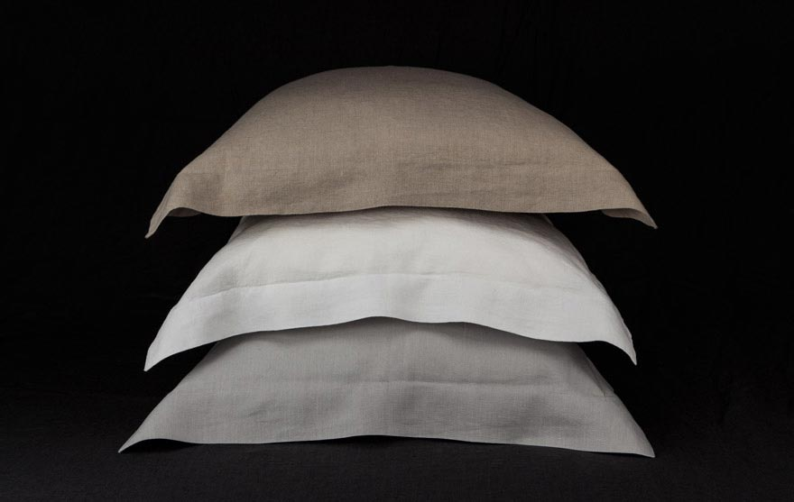 Bemboka Pure Linen Pillows