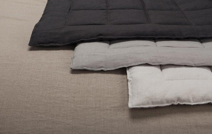 Bemboka Pure Linen Quilts