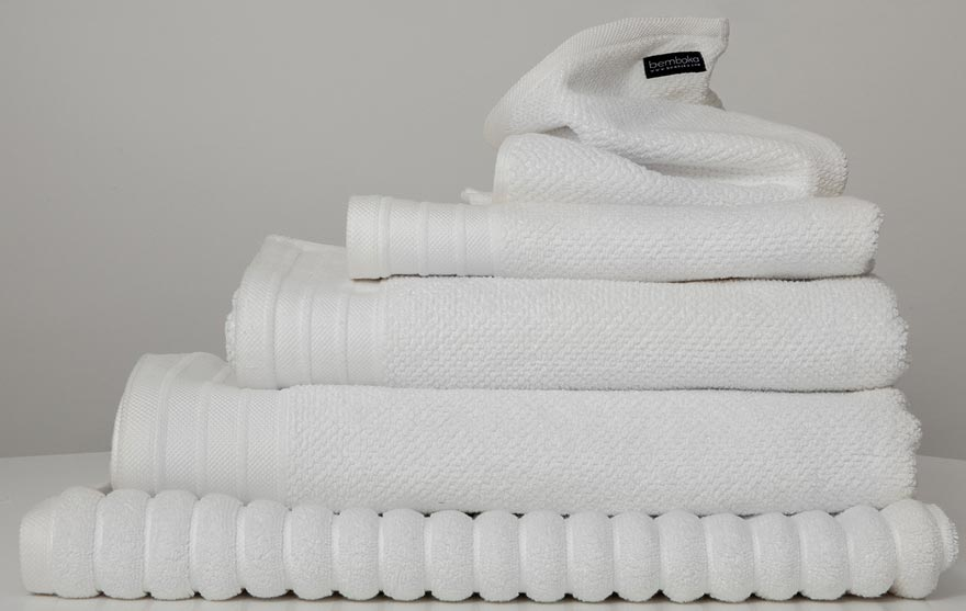 Bemboka pure cotton bath towels