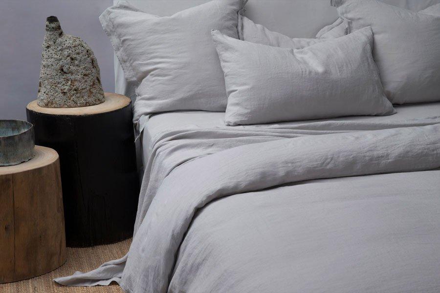 linen in ash colour