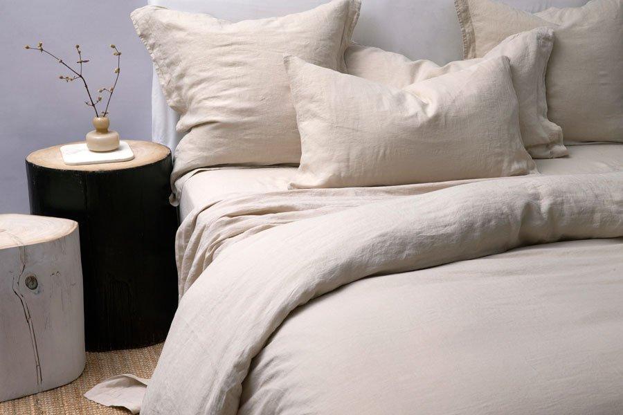 linen in stone colour