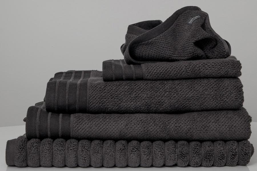 bath towel | charcoal colour