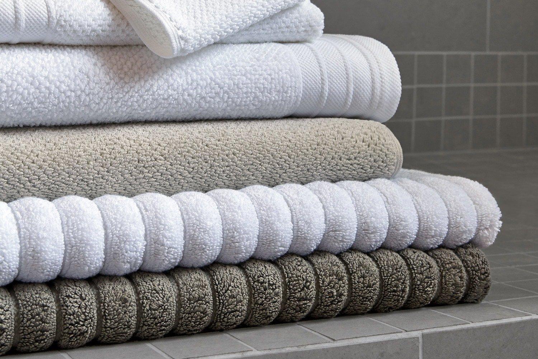 jacquard towels and bath mats