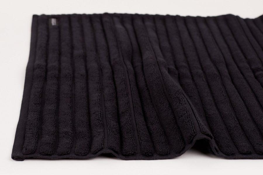 bath mat in black