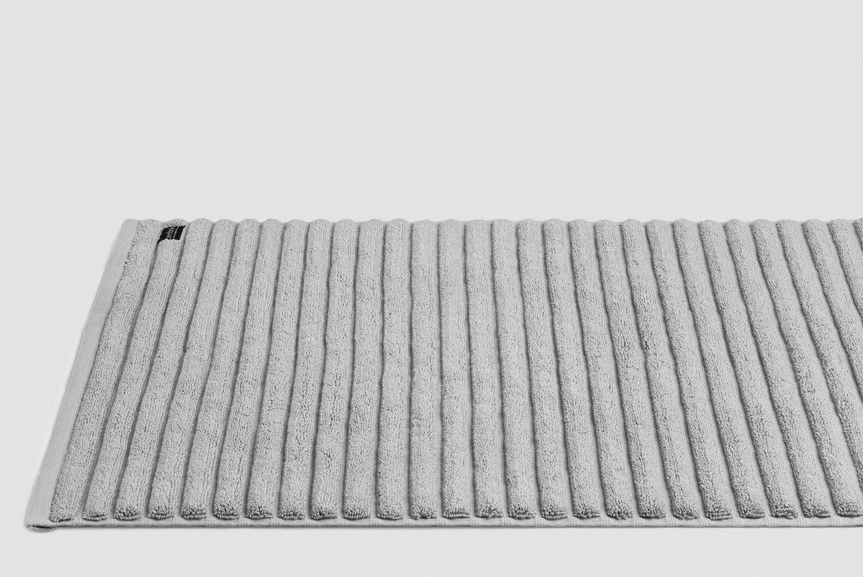 luxury turkish bath mats in dove colour
