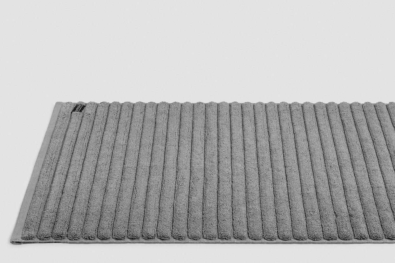 luxury turkish bath mats in grey colour