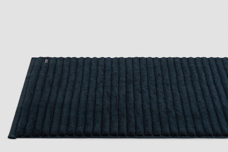 luxury turkish bath mats in ink colour